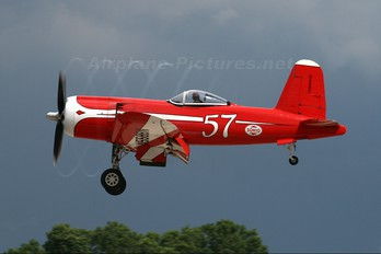 N5588N - Private Goodyear F2G Corsair (all models)