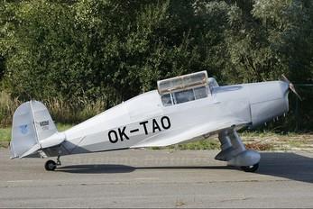 OK-TAO - Slovacky Aeroklub Kunovice Tatra T-101(Replica)