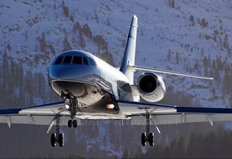 D-BFFB - ACM Air Charter Dassault Falcon 2000 DX, EX