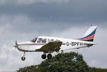 G-BPFH - Private Piper PA-28 Warrior