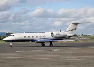 N800AL - Private Gulfstream Aerospace G-IV,  G-IV-SP, G-IV-X, G300, G350, G400, G450