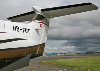 HB-FQT - Pilatus Pilatus PC-12