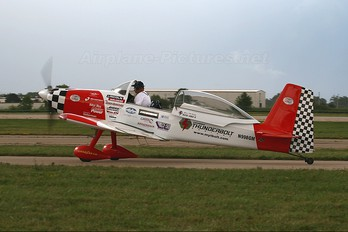 N998GM - Private Vans RV-8