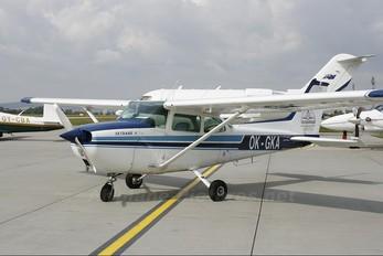 OK-GKA - Slovacky Aeroklub Kunovice Cessna 172 Skyhawk (all models except RG)