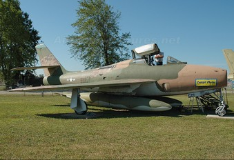 51-9501 - USA - Air Force Republic F-84F Thunderstreak