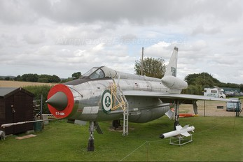 53-686 - Saudi Arabia - Air Force English Electric Lightning F.53
