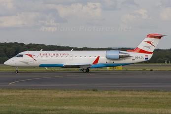 OE-LCL - Austrian Airlines/Arrows/Tyrolean Canadair CL-600 CRJ-200