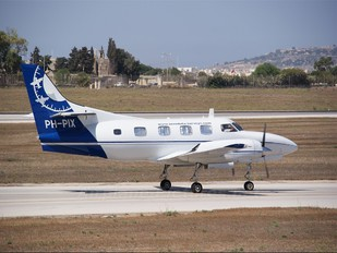 PH-PIX - Aerodata Surveys Swearingen SA226-T Merlin IIIA