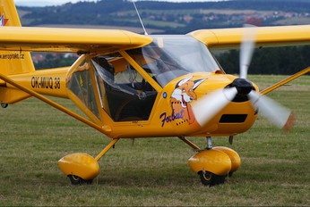 OK-MUQ 38 - Private Aeroprakt A-22 Foxbat