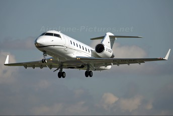 G-OCSF - Private Canadair CL-600 Challenger 605