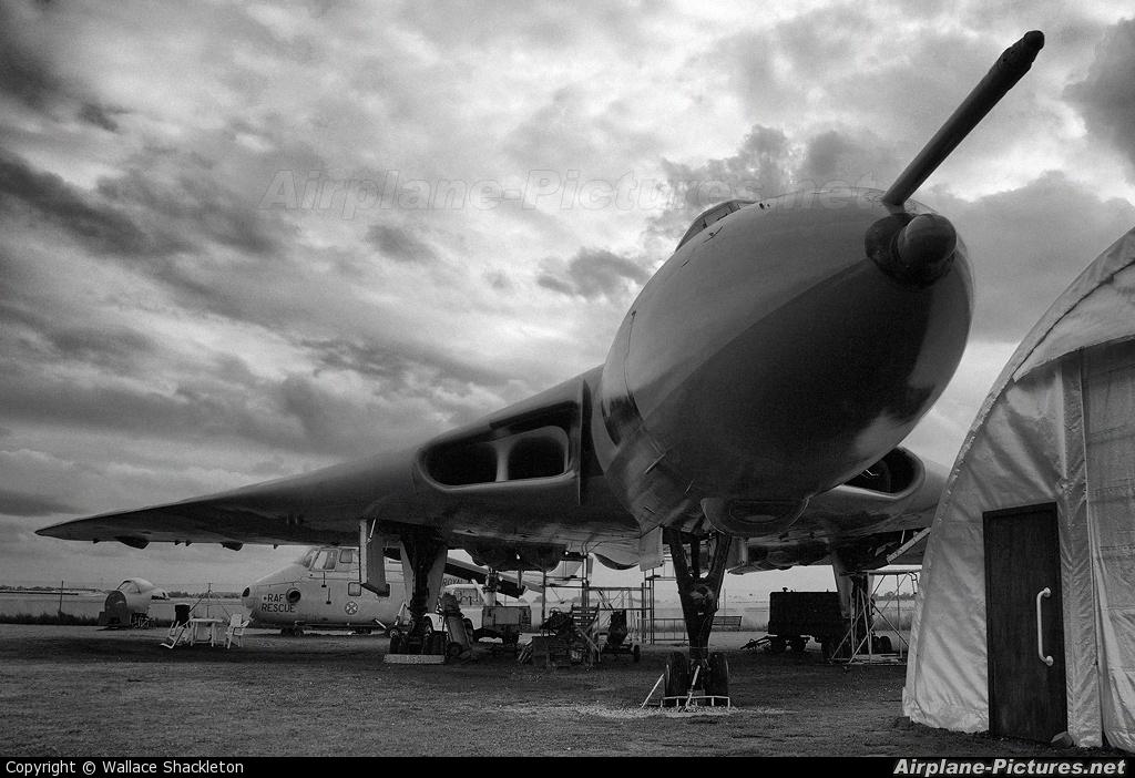 Royal Air Force XM612 aircraft at Norwich