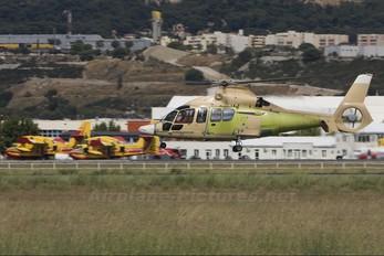 F-WQER - Eurocopter Eurocopter EC155 Dauphin (all models)