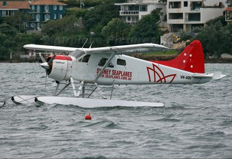 VH-AQU - Sydney Seaplanes de Havilland Canada DHC-2 Beaver