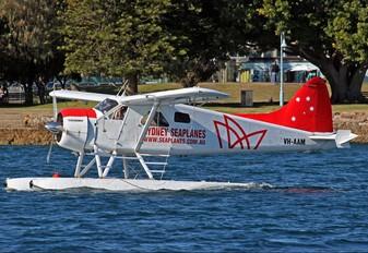 VH-AAM - Sydney Seaplanes de Havilland Canada DHC-2 Beaver