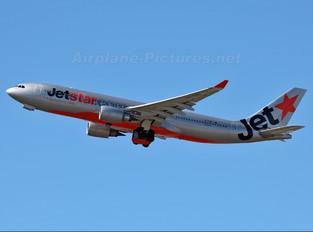 VH-EBB - Jetstar Airways Airbus A330-200