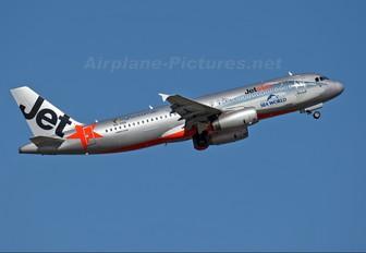 VH-VQQ - Jetstar Airways Airbus A320