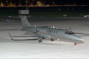 D-CVJP - Vistajet Learjet 40