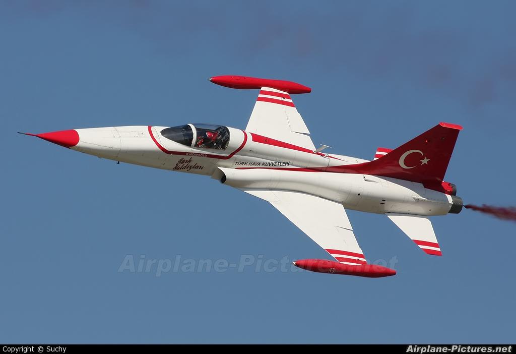 Turkey - Air Force : Turkish Stars 70-3015 aircraft at Kecskemét