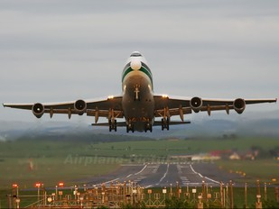 N481EV - Evergreen International Boeing 747-100F