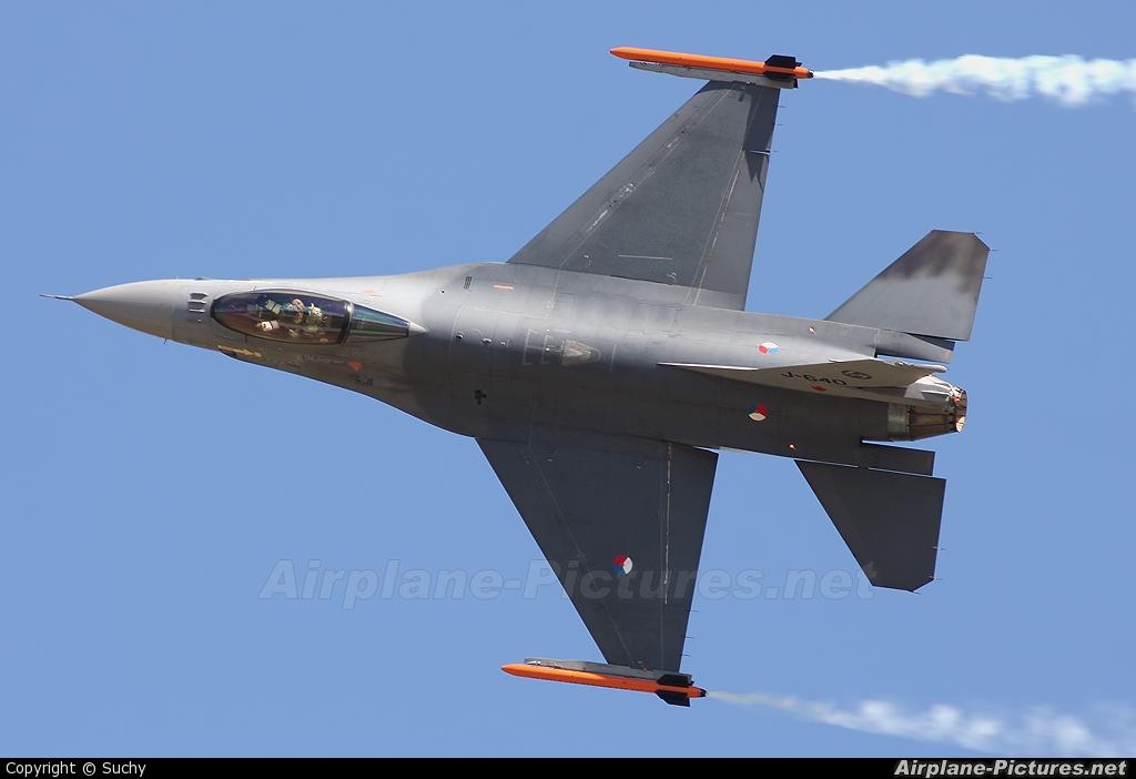 Netherlands - Air Force J-640 aircraft at Kecskemét
