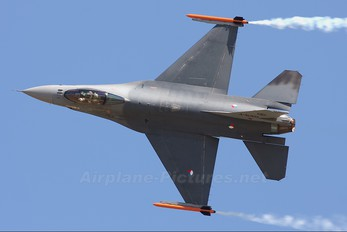 J-640 - Netherlands - Air Force General Dynamics F-16A Fighting Falcon