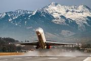 LN-ROT - SAS - Scandinavian Airlines McDonnell Douglas MD-82 aircraft