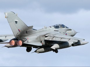 ZD849 - Royal Air Force Panavia Tornado GR.4 / 4A