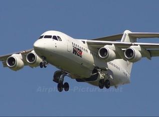 D-AMAJ - WDL British Aerospace BAe 146-200/Avro RJ85