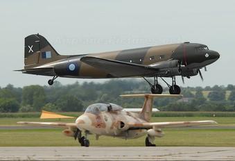C-GDAK - Canadian Warplane Heritage Douglas DC-3