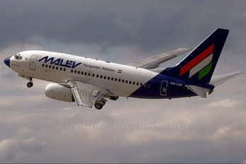 HA-LOF - Malev Boeing 737-600
