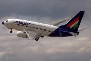 HA-LOF - Malev Boeing 737-600 aircraft