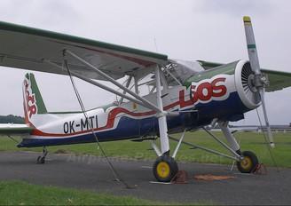 OK-MTI - Aeroklub Czech Republic Aero L-60S Brigadýr