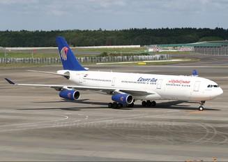 SU-GBN - Egyptair Airbus A340-200