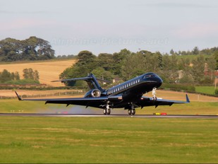 VP-CRC - Private Bombardier BD-700 Global Express