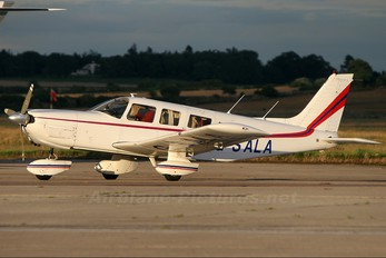 G-SALA - Private Piper PA-32 Cherokee Six