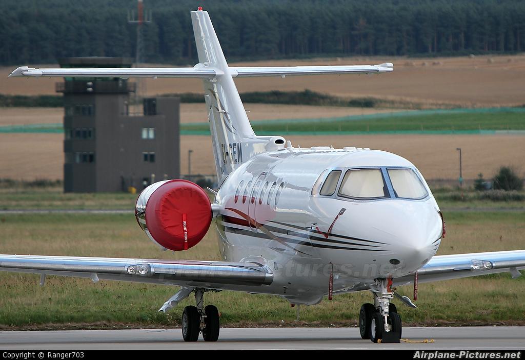 Airlink Airways (Ireland) EI-GEM aircraft at Inverness