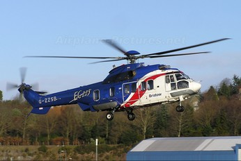G-ZZSB - Bristow Helicopters Eurocopter EC225 Super Puma
