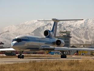 4K-85729 - Azerbaijan Airlines Tupolev Tu-154M