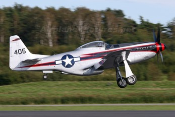 NL405HC - Private Cavalier F-51D Mustang 2