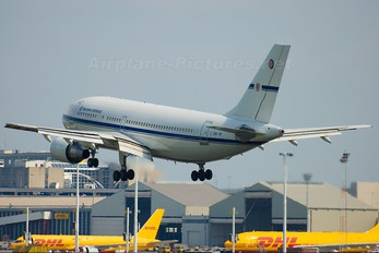 CA-01 - Belgium - Air Force Airbus A310
