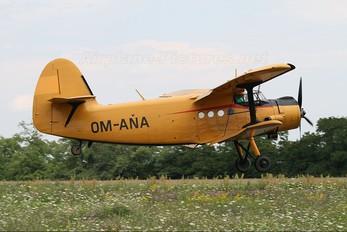 OM-ANA - Aero Slovakia Antonov An-2