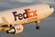 N521FE - FedEx Federal Express McDonnell Douglas MD-11F aircraft