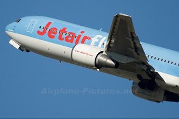 OO-TUC - Jetairfly (TUI Airlines Belgium) Boeing 767-300ER