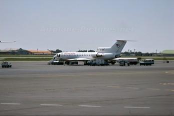 EP-QFA - Fars Air Qeshm Yakovlev Yak-42