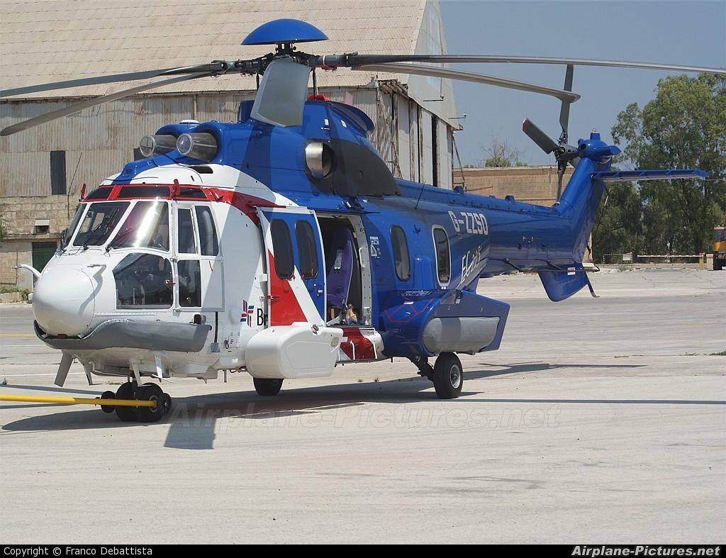 borroso filete Grafico  G-ZZSO - Bristow Helicopters Eurocopter EC225 Super Puma at Malta Intl |  Photo ID 21155 | Airplane-Pictures.net