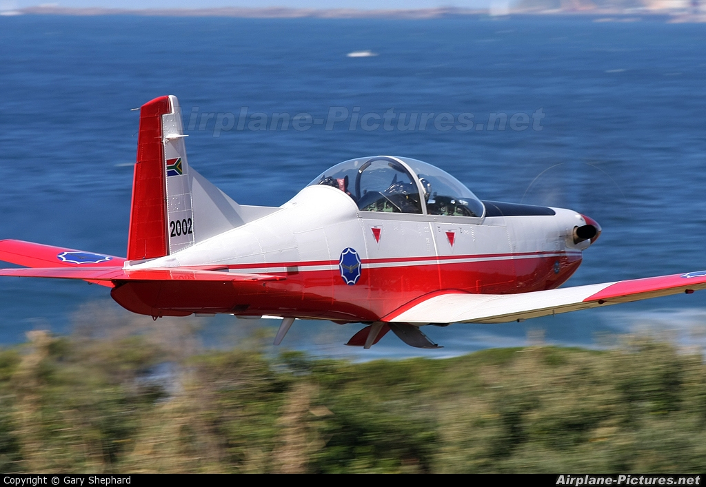 South Africa - Air Force 2002 aircraft at Durban - Virginia