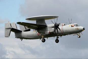 1 - France - Navy Grumman E-2C Hawkeye