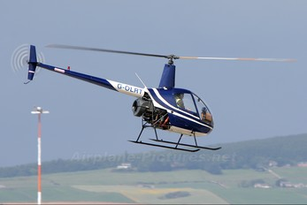 G-OLRT - HG Helicopters Robinson R22