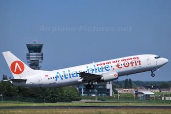 CN-RMX - Atlas Blue Boeing 737-400