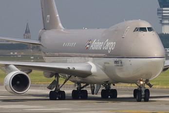 HL7426 - Asiana Cargo Boeing 747-400F, ERF
